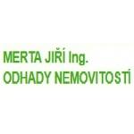Merta Jiří, Ing. - ODHADY NEMOVITOSTÍ – logo společnosti
