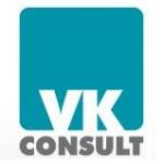 CONSULT VK Litomyšl, s.r.o. , realitní a znalecká kancelář – logo společnosti