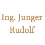 Ing. Junger Rudolf – logo společnosti
