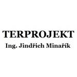 Ing. Jindřich Minařík- TERPROJEKT – logo společnosti