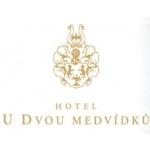 U Dvou medvídků s.r.o.- Hotel U Dvou medvídků – logo společnosti