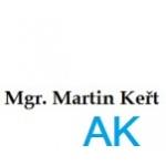 ADVOKÁTNÍ KANCELÁŘ - Mgr. Martin Keřt – logo společnosti