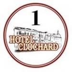 Hotel Clochard – logo společnosti