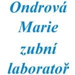 Ondrová Marie - zubní laboratoř – logo společnosti