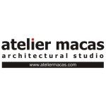 Atelier Macas - Ing. arch. Soběslav Macas a Petr Macas – logo společnosti