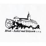 Hrad Ledeč nad Sázavou s.r.o. – logo společnosti