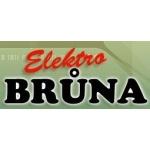 Elektro Brůna Praha, s.r.o. – logo společnosti