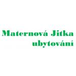 Maternová Jitka - ubytování – logo společnosti