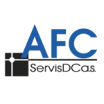 AFC Servis DC a.s. – logo společnosti