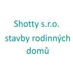 Shotty s.r.o. - stavby rodinných domů – logo společnosti