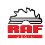 RAF Děčín s.r.o. – logo společnosti