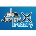 JUSTRA TREZORY, s.r.o. – logo společnosti
