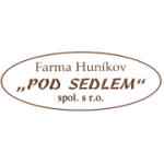 """Farma Huníkov """"Pod Sedlem"""", spol. s r.o. – logo společnosti"""