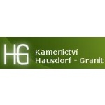 Hausdorf granit s.r.o. (pobočka Děčín) – logo společnosti