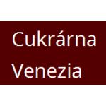Cukrárna Venezia RUMBURK – logo společnosti