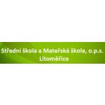 Střední škola a Mateřská škola, o.p.s. - střední škola – logo společnosti