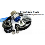Fiala František, náhradní díly – logo společnosti