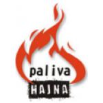 Uhelné sklady Hajna – logo společnosti