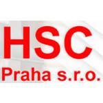 HSC PRAHA s.r.o. - Stínící technika – logo společnosti