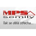 MPS střechy s.r.o. – logo společnosti