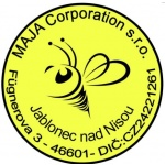MAJA Corporation s.r.o. – logo společnosti