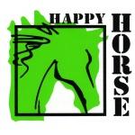 Jezdecké potřeby Happy Horse – logo společnosti