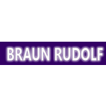 Braun Rudolf – logo společnosti