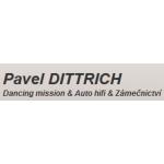 Dittrich Pavel, zámečnické práce – logo společnosti
