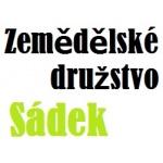 Zemědělské družstvo Sádek – logo společnosti