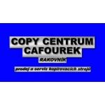 Petr Cafourek- COPY CENTRUM - CAFOUREK – logo společnosti
