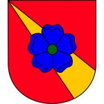Obec Červená Voda – logo společnosti