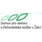 Domov pro seniory a Pečovatelská služba v Žatci – logo společnosti