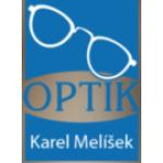 Melíšek Karel - Oční optik (pobočka Louny, Náměstí Benedikta Rejta) – logo společnosti