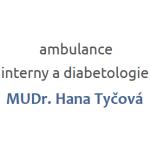 Diabetologie MUDr. Hana Tyčová – logo společnosti