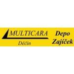 Jaroslav Zajíček - Multicara Děčín – logo společnosti