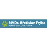MVDr. Břetislav Frýba – logo společnosti