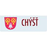 Obec Chýšť – logo společnosti
