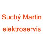 Suchý Martin - elektroservis – logo společnosti