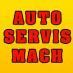 Autoservis Pneuservis - MACH Milan – logo společnosti