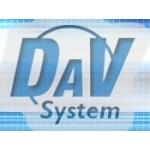 DAV SYSTEM s.r.o. – logo společnosti