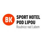 BASKETBALOVÝ KLUB REAL ROUDNICE NAD LABEM, z.s., Sport hotel BK Pod Lipou – logo společnosti