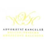 KALCSO, VESECKÁ, KROPÁČKOVÁ KALCSOVÁ - ADVOKÁTNÍ KANCELÁŘ (pobočka Praha 1) – logo společnosti
