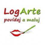 Mgr. Krejčová Lucie - LogArte – logo společnosti
