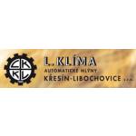 L. Klíma automatické mlýny Křesín - Libochovice s.r.o. (pobočka Křesín) – logo společnosti