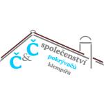 Oldřich Čapek- Č & Č společenství pokrývačů a klempířů – logo společnosti
