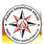 BASTL - Požární uzávěry Praha s.r.o. – logo společnosti