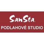 SanSta podlahové studio s.r.o. – logo společnosti