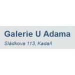 Galerie U Adama – logo společnosti