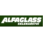 Sklenářství ALFAGLASS s.r.o. – logo společnosti
