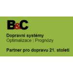 B&C Dopravní systémy s.r.o. – logo společnosti